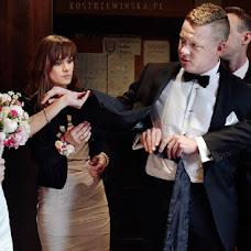 Wedding photographer Żaneta Kostrzewińska (kostrzewiska). Photo of 25.05.2015