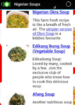 Download nigerian food by btech apps apk latest version app for nigerian food by btech apps poster forumfinder Gallery