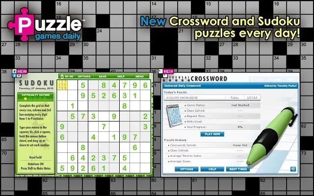 PuzzleGamesDaily