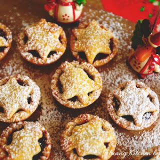 Christmas Mince Pies 圣诞甜果派