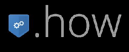 dot how logo