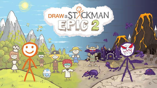 Game Draw a Stickman: EPIC 2 Free APK for Windows Phone