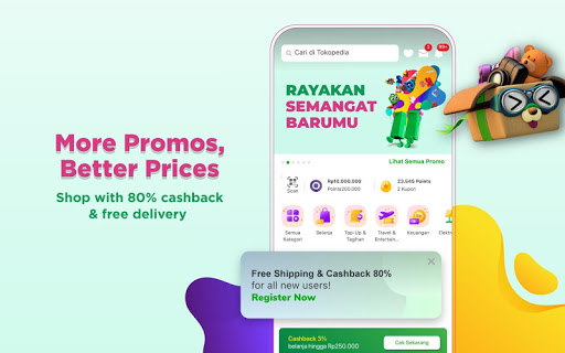 Tokopedia 3.86 Screenshots 10