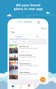 TripIt: Travel Planner 8 5 0 (Pro) APK for Android