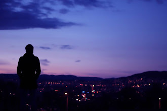Photo: Day 112 / April 21, 2012 Oslo Night Ekeberg in Oslo, Norway  オスロの夜景 #creative366project