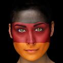 Face Changer - FLAG FACE icon
