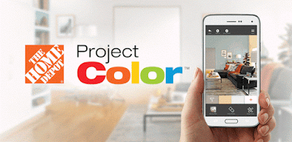 Project color the home depot android app on appbrain - App to change color of house ...