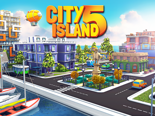 City Island 5 - Tycoon Building Simulation Offline - screenshot