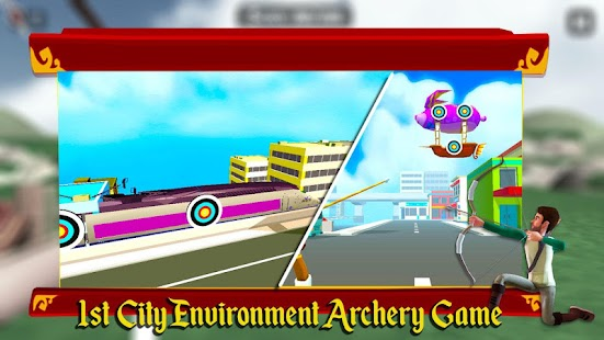 Archery club 3d - 2019 Screenshot