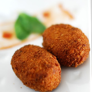 Tuna and Vegetable Cutlets
