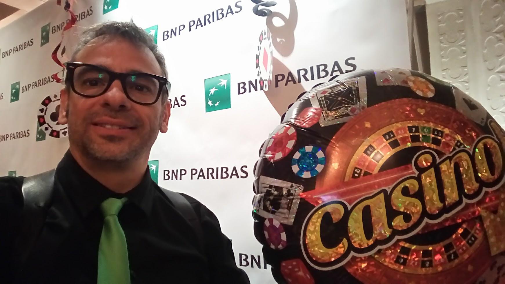Mago Madrid en fiesta casino 2017