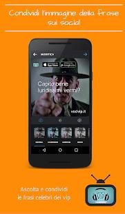 VociVip - Ascolta audio famosi screenshot