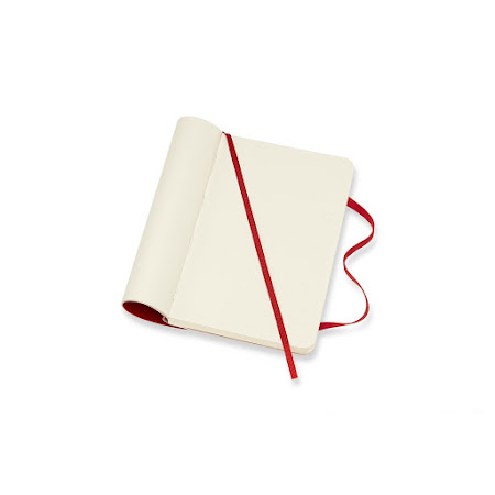 Classic Soft Cover Pocket Red