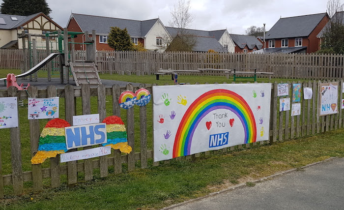 More smiles for the NHS and our community
