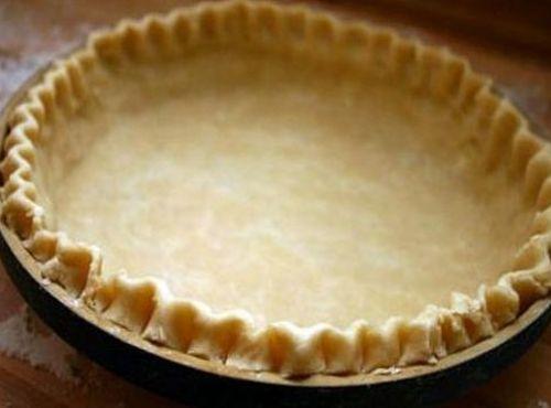 Shari And Kerri's Pie Crust Recipe