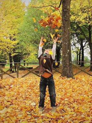 giochi d'autunno .. di Tatiana_D