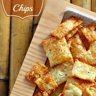 Parmesan Chips Recipe #AppetizerWeek #Anolon