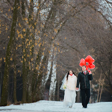 Wedding photographer Sergey Lis (Lisss). Photo of 23.12.2014