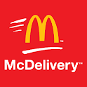 McDelivery- India West & South icon