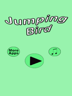 Jumping Bird - náhled