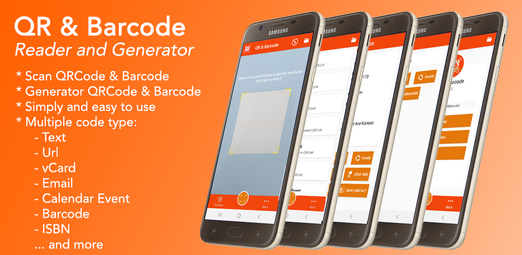 Download QR & Barcode - Free Scan and Generate APK latest