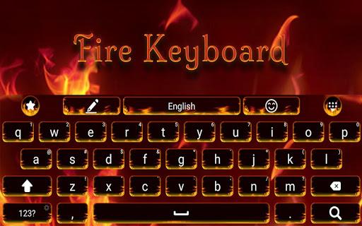 Fire Keyboard 1.0.19 screenshots 6