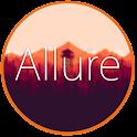 Allure Next Launcher Theme icon