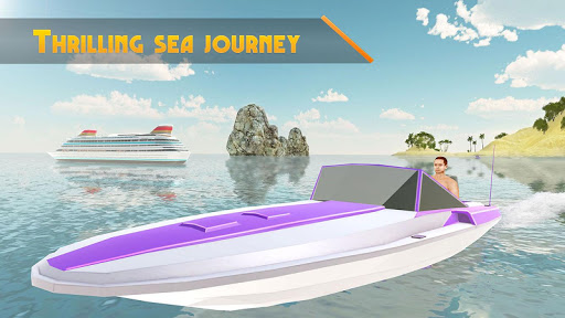 Extreme Boat Driving Simulator  screenshots 4
