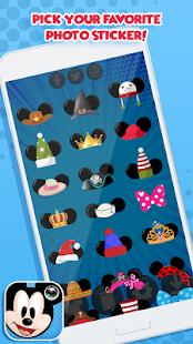 Micky Mouse Photo Stickers - náhled