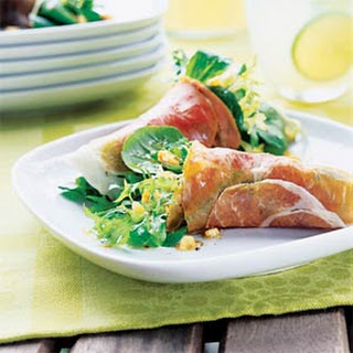 Prosciutto Lettuce Wraps