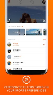 Bvddy : Find Your Sports Buddy - náhled