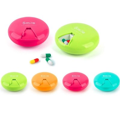 Collectrio Smile Pill Box
