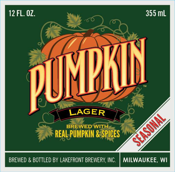 Logo of Lakefront Pumpkin Lager