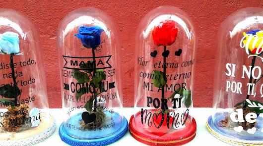 Azabache Arte Floral para el Día de la Madre