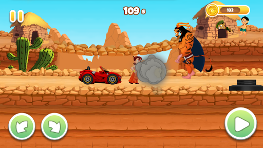 Chhota Bheem Speed Racing  screenshots 14