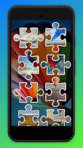 Hot Air Balloon Jigsaw Puzzles - Zillion Jigsaws 1.39 screenshots 4