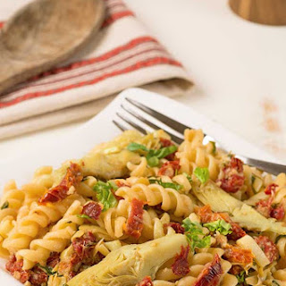 Pasta with Artichoke Sauce