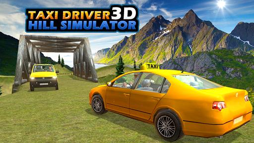 タクシードライバー:ヒルシミュレーター3D