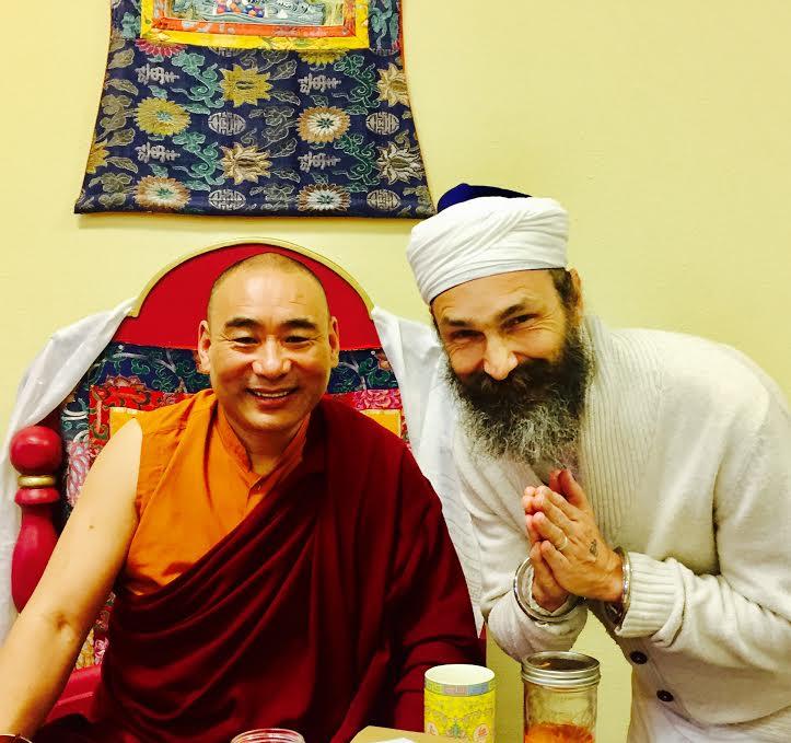 Tibet & Sadhu