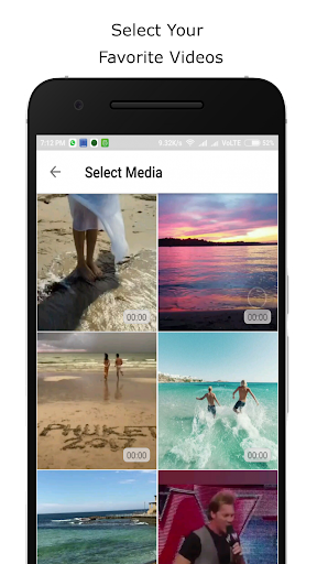 Upload videos to Facebook and Youtube 1.3 screenshots 2