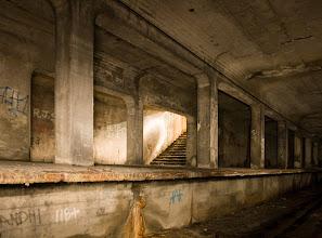 Photo: Cincinnati's Abandoned Subway