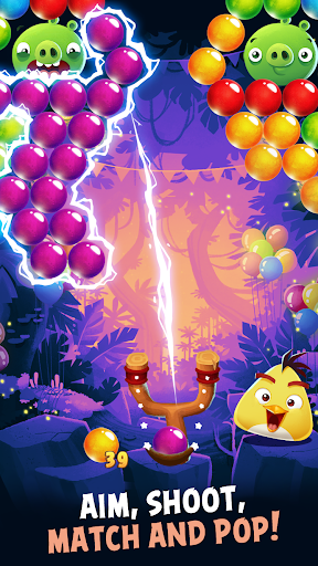 Angry Birds POP Bubble Shooter 3.51.1 screenshots 1