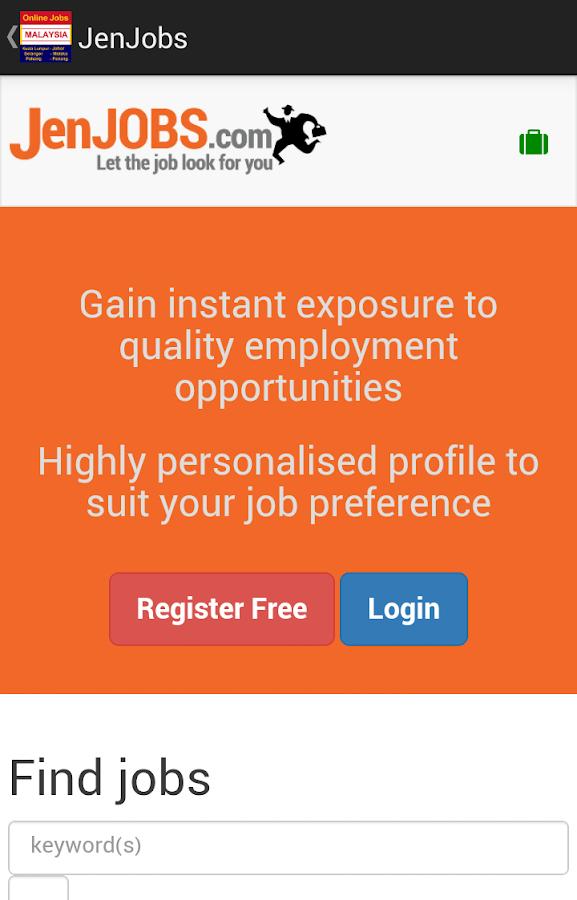 online casino job in malaysia