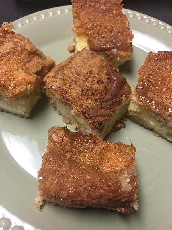 Snickerdoodle Squares Recipe