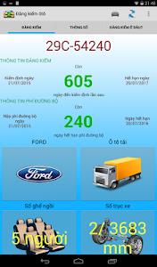 Đăng kiểm ô tô screenshot 5