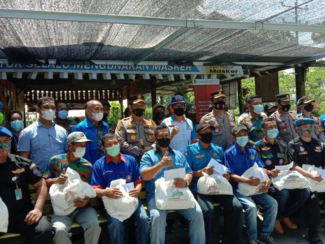 May Day Kabupaten Batu Bara Diwarnai Bakti Sosial