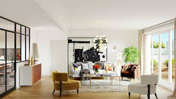 Appartement 4 pièces 87,6 m2