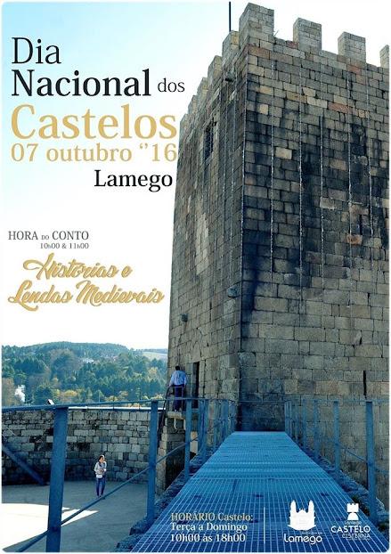 Dia Nacional dos Castelos recorda