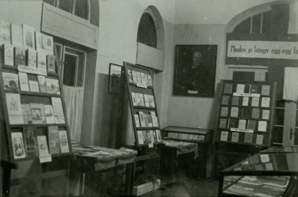 Verseghy Könyvtár 1959
