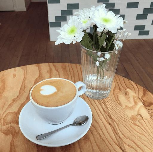 Yellow Tucan_Coffee shop_Beautiful latte art